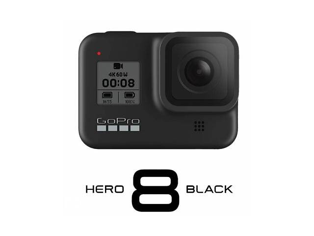 Экшн-камера GoPro Hero 8 Black (CHDHX-801-RW)- объявление о продаже  в Харькове