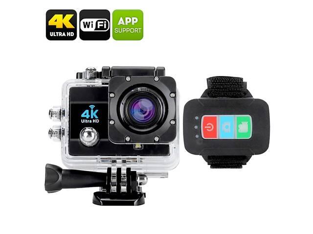 купить бу Екшн Камера Q3H + пульт + 24 крепления в Лубнах