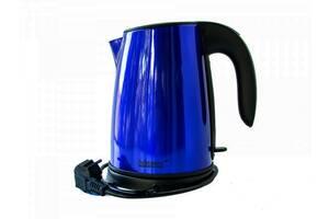 Дисковый металлический электрочайник из нержавеющей стали Schtaiger 97021 электрический чайник