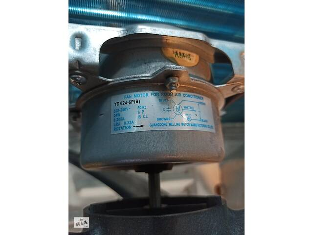Электромотор вентилятора наружного блока YDK24-6P (B)- объявление о продаже  в Одессе