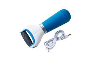 Электрическая роликовая пилка S Seen ON TV  Velvet Smooth Blue/White 1 насадка