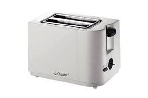 Електричний сендвіч тостер для хліба Maestro MR 703 тостерніцей для гарячих бутербродів