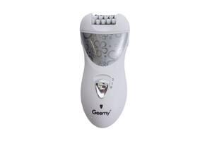 Эпилятор женский 4 в 1 Geemy GM-3061 Белый (par_gm-3061)