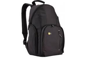 Фото-сумка CASE LOGIC TBC-411 Backpack Black (3201946)