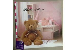Фотоальбом Evg Bear рожевий