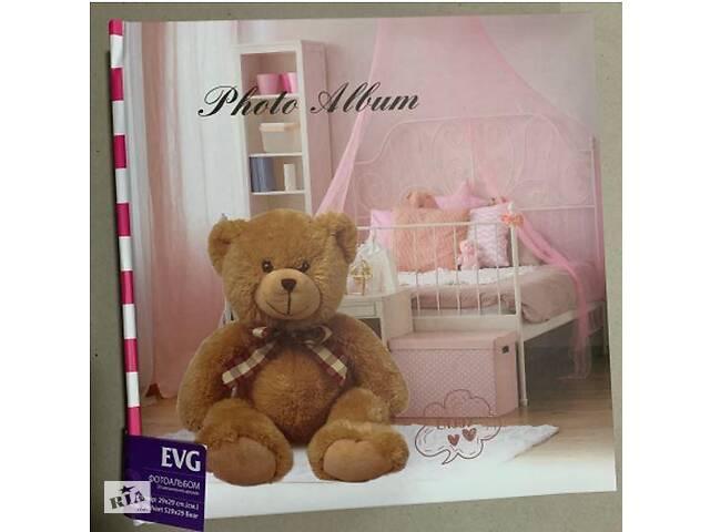 Фотоальбом Evg Bear рожевий- объявление о продаже  в Києві