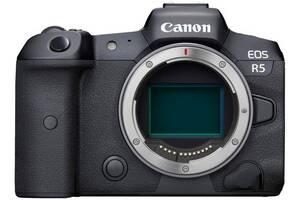 Фотоаппарат CANON EOS R5 Body (4147C027)
