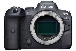 Фотоаппарат CANON EOS R6 Body (4082C044)