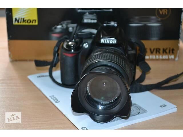 Фотоаппарат Nikon D3100- объявление о продаже  в Чернівцях