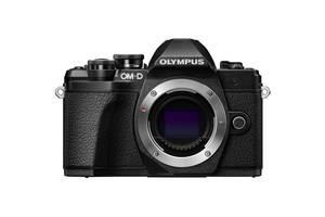 Фотоаппарат Olympus E-M10 Mark III Black body (V207070BE000)