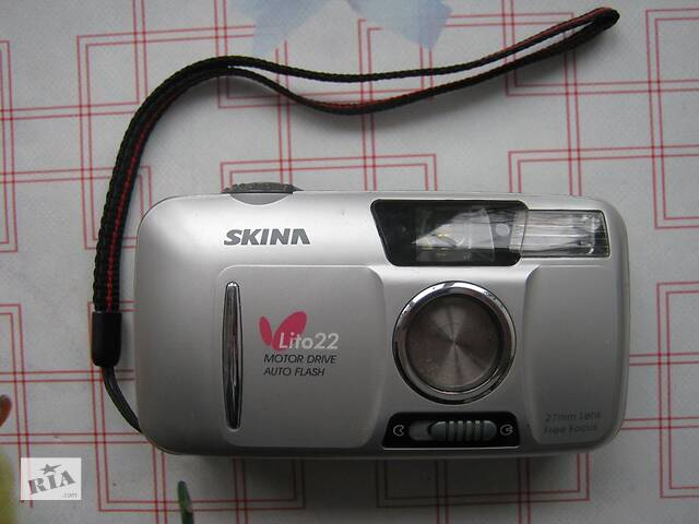 Фотоапарат SKINA Lito 22- объявление о продаже  в Харкові