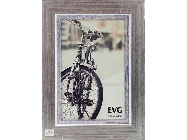 бу Фоторамка Evg Deco 15х20 см, серый в Києві
