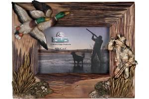 Фоторамка Rivers Edge Duck Hunt Frame 10 х 15 см Коричневый (758084)