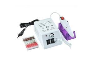 Фрезер ручний для манікюру педикюру Lina Mercedes машинка для манікюру педикюру для зняття гель лаку