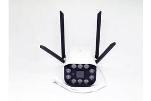 IP WiFi камера 3120 3G/4G sim 2.0 Мп с удаленным доступом уличная 4 антенны
