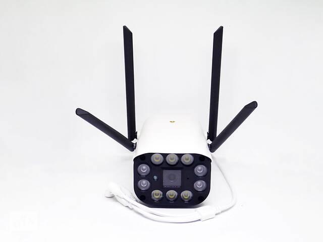 продам IP WiFi камера 3120 3G/4G sim 2.0 Мп с удаленным доступом уличная 4 антенны бу в Житомире