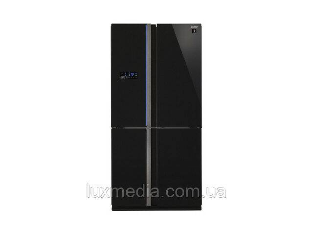 бу Холодильник SHARP SJ-FS820V-BK в Луцьку