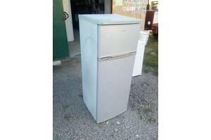 Холодильник серого цвета 1.45 см высота бы.у из Европы