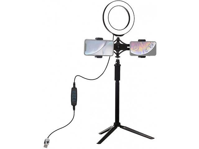 купить бу Кольцевая USB LED-лампа Puluz PKT3038 6.2 в Харкові