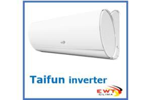 Кондиціонер EWTclima Taifun, inverter, S-120SNI-HRFN8