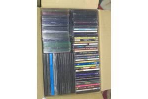 Коробки для DVD дисков Состояние идеальное