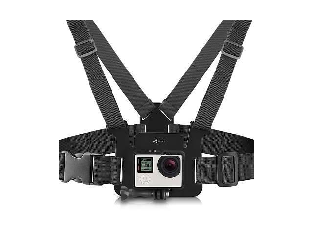 Кріплення для екшн-камер AirOn кріплення на груди (AC360)- объявление о продаже  в Харкові