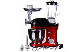 Кухонный комбайн Domotec MS-2050 1200W 5л Красный (gr_010818)
