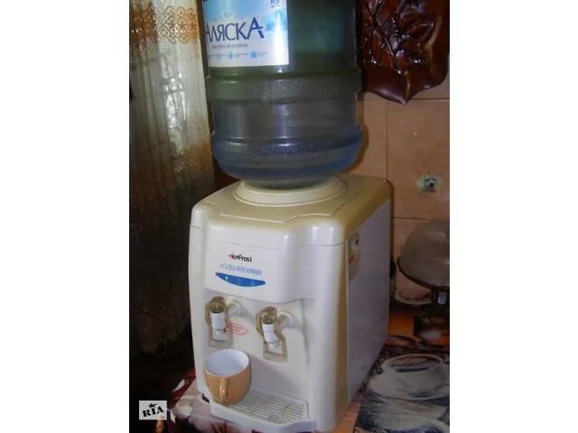 бу Кулер для нагрева воды (кипяток) ! для чая , кофе и т.д. в Казатине