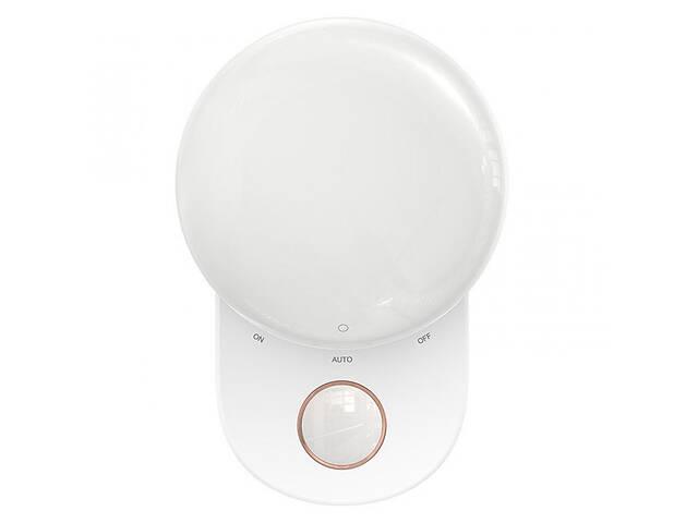 продам Лампа-ночник индукционная BASEUS DGFM-02 на магнитном креплении Белая (gr_017213) бу в Киеве