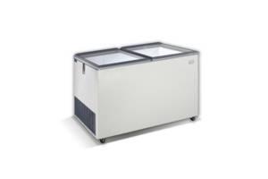 Скриня морозильна EKTOR 56 HGL Crystal