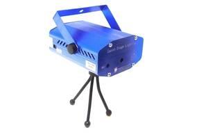 Лазерный проектор мини стробоскоп 4 в 1 Kronos 4053 (par_LZ 41 4053)