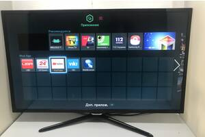 "ЛЕД Smart телевизор 39"" SAMSUNG UE39F5500 WiFi FullHD тюнер T2"