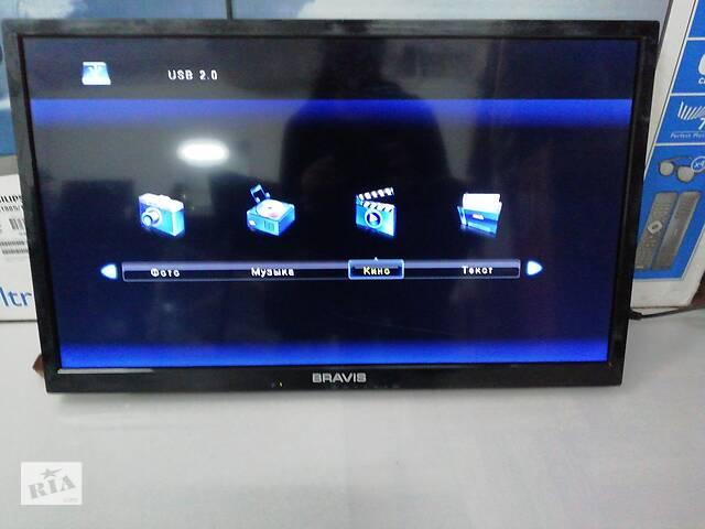 "продам LED телевизор 32"" Bravis LED-EH3210BH бу бу в Киеве"