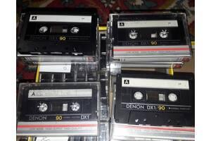 Лучшая  из аудио касет -  DENON.