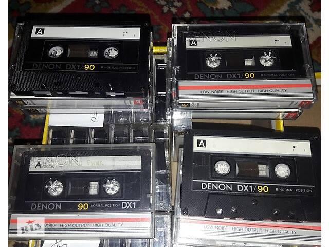 Лучшая  из аудио касет -  DENON. - объявление о продаже  в Киеве