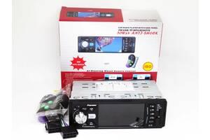 Магнітола Pioneer 4227 ISO - екран 4,1& amp; # 039;& Amp; # 039; + DIVX, MP3 + USB + SD + Bluetooth