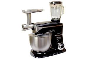 Багатофункціональний кухонний комбайн 3 в 1 Rainberg RB - 8080 Потужність 2200 Вт (mt-115)