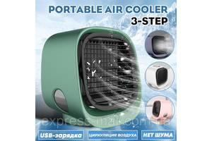 Мини кондиционер Арктик охладитель увлажнитель воздуха Arctic USB