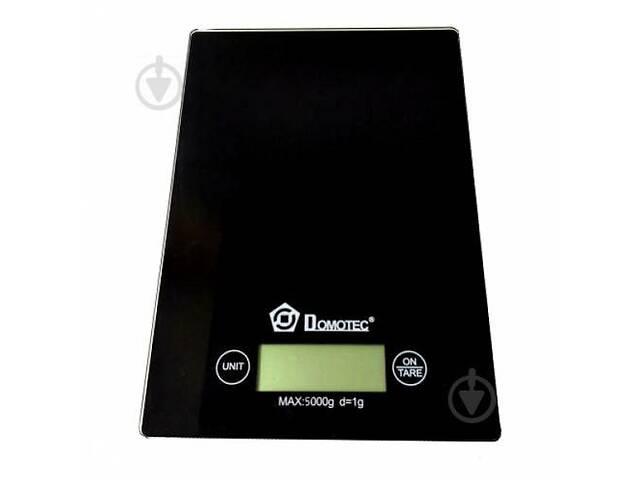 продам Настольные кухонные электронные весы для взвешивания продуктов DOMОTEC MS-912  с дисплеем для дома до 5кг бу в Харькове