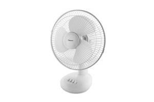 Настольный вентилятор Domotec MS-1625 Fan, 3 режима, 30 Вт White