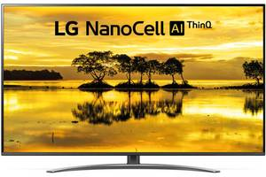 Новый Телевизор LG NanoCell 65SM8200PLA