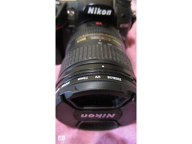 Об'єктив NIKON AF-S NIKKOR 18-200mm 3,5-5,6 G ED VR! Суми!- объявление о продаже  в Сумах