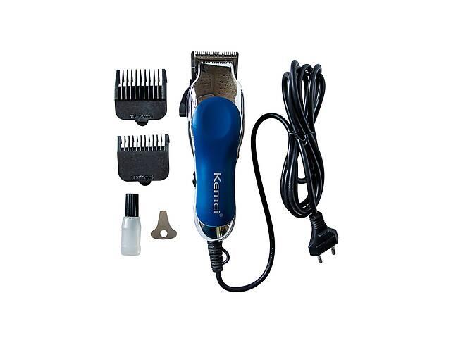 купить бу Профессиональная проводная машинка для стрижки волос Kemei 806 в Харькове