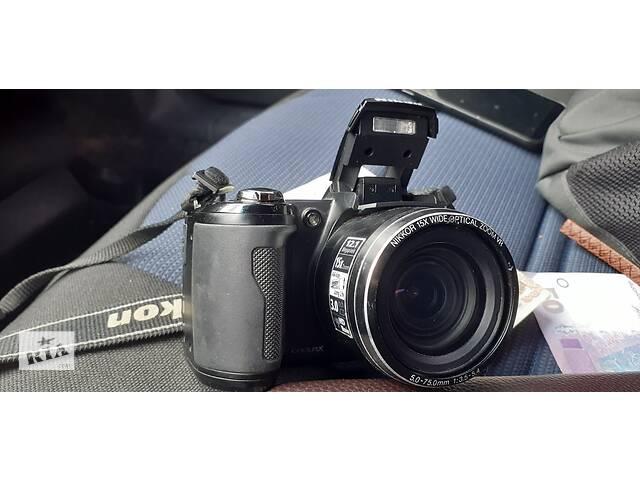 продам Оригинал,японский фото виде цифровой фотоаппарат Никон,качество фото супер бу в Кременчуге