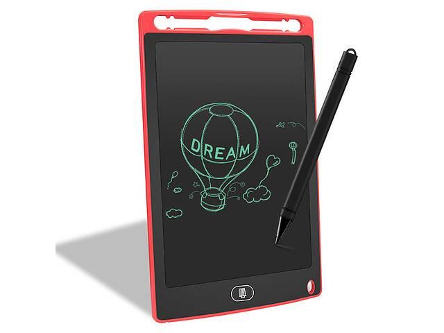 """бу Планшет для малювання дитячий Writing Tablet LCD 8.5"""" Red в Самборі"""