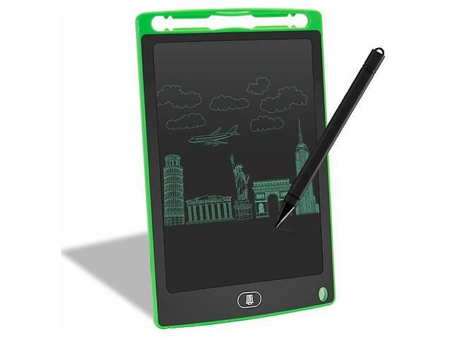 """купить бу Планшет для малювання дитячий Writing Tablet LCD 8.5"""" зелений в Самборі"""