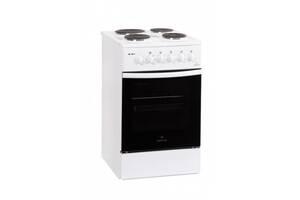 Плита електрична Greta 1470-ГЕ-07 біла