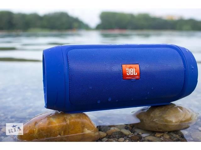 купить бу Портативная беспроводная влагозащитная Bluetooth колонка JBL Charge 2+ в Изюме