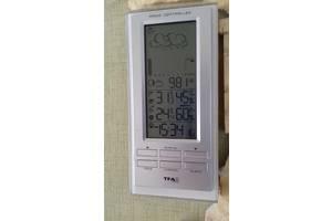 Продам домашню метеостанцію TFA з радіодатчиком.