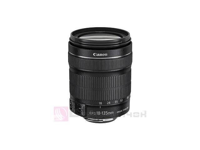 продам Продам объектив Canon EF-S 18-135mm f 3.5-5.6 IS STM бу в Львове